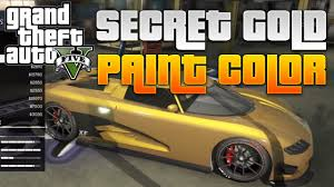 gold cars gta 5 online