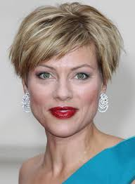 short hairstyle to tuck behind ears short layered bob tucked behind ears short hairstyle in 2017