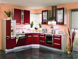 backgrounds red kitchen cabinets modern design ideas on best