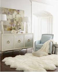 Fluffy Armchair Fluffy White Rug A Small Floor Feature For Ultimate Beauty And