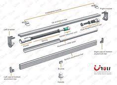 Roman Shade Parts - novo roman shade parts electric roller blind motor for european