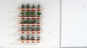 How To Make A Succulent Wall Garden by Diy Hanging Garden Youtube