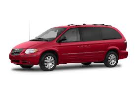 2007 chrysler town u0026 country new car test drive