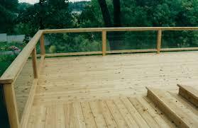 wraparound deck sbci construction
