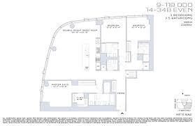 St Thomas Suites Floor Plan by 50 West Luxury Modern Homes