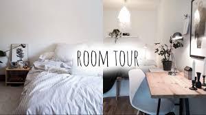 college apartment room tour diy decor ideas youtube