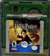 harry potter et la chambre des secrets gba 109 6943 nintendo boy color harry potter and the chamber of