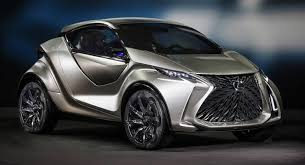lexus suv concept lexus lf sa concept is small but w
