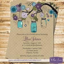 Mason Jar Bridal Shower Invitations Mason Jar Bridal Shower Invitation Mason Jar Bridal Shower