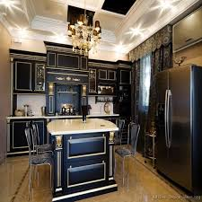 Black Rustic Kitchen Cabinets Expensive Flooring Black And Yellow Kitchen And Black Kitchen