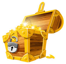 treasure chest em psd pirates series of exquisite icons download