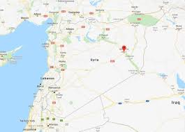 Damascus Syria Map Russia Says U S Airstrike Killed 5 Of Its Civilians In Syria