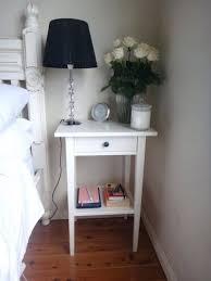 Ikea Malm Nightstand Medium Brown Side Table Black Brown Bedside Table Ikea Black Brown Bedside