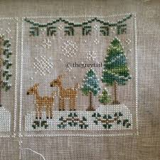 Country Cottage Needlework by An Enigmatic Round Up U2013 The Grey Tail