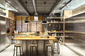 industrial style kitchen design ideas marvelous images with