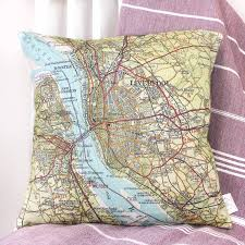 map uk cus 2nd wedding anniversary gifts cotton anniversary gift ideas