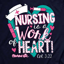 nursing t shirt