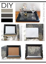 home decor like anthropologie diy picture frame tray picture frame tray frame tray and trays