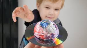 saturn cd craft ideas for kids my crafts and diy projects