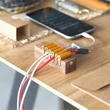 Cable Organizer For Desk Cable Management Diy Desk Cable Organizer The Handmade Wooden Desk