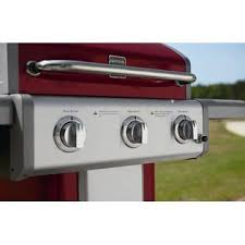 Members Mark Patio Grill Kenmore 3 Burner Red Patio Grill Limited Availability