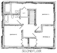 cape house floor plans timberframe cape house plan has large shed dormers and three