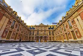 Palace Of Versailles Floor Plan Palace Of Versailles U2013 World Travel