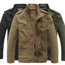 jeep rich jacket new jeep rich men s outdoor autumn cotton blend zipper warm coat