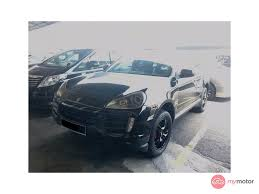 Used Porsche Cayenne - 2007 porsche cayenne for sale in malaysia for rm73 800 mymotor