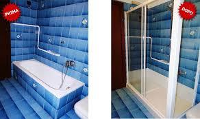 trasformare una doccia in vasca da bagno quanto costa trasformare la vasca da bagno in doccia