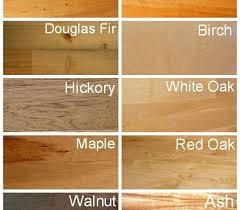 hardwood flooring wood species logs end