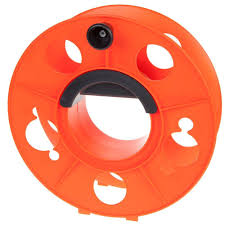 hdx 150 ft 16 3 cord storage reel hd 130pdq the home depot