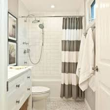 Shower Curtain Ideas For Small Bathrooms by Shower Curtain For Tiny Bathroom Curtain Menzilperde Net
