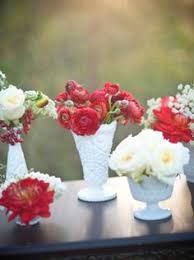 Milk Vases For Centerpieces by Easter Floral Arrangements For A Stunning Celebration White