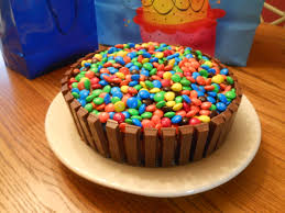 kit kat cake sugar dish me