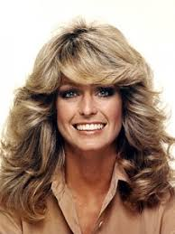 farrah fawcett hair cut instructions 70s hairstyles were iconic for big feathered hair with the
