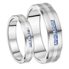 coloured titanium rings images 5 7mm titanium silver stripe blue sapphire wedding rings jpg