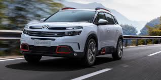 2018 citroen c3 aircross revealed by leaked model photos 1 of 3