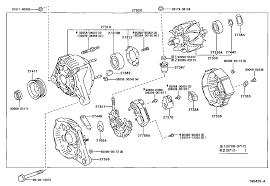 2006 toyota corolla manual transmission corolla diy 1999 toyota corolla ve 1zzfe engine alternator