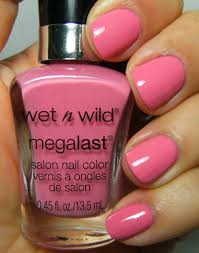deez nailz icing love it and wet n wild candy licious