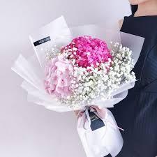 flower gift hydrangea bouquets flower hydrangea flower bouquet