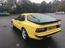 rally porsche 944 1987 porsche 944 turbo mathewsons