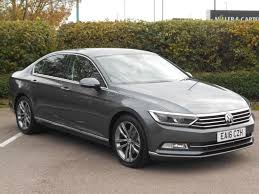 volkswagen passat coupe volkswagen passat gt 2 0 tdi 150ps 4 door 6 speed grey in harlow