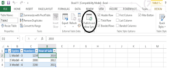 How To Create A Table In R A Child U0027s Technology Blog Excel Add In That Can Publish And Sync