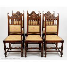 dining french art dining room chair stunning furnished teak wood