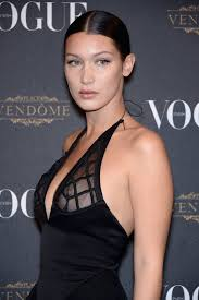 double nipple rings images Bella hadid embraces the nipple piercing and sheer dress look jpeg
