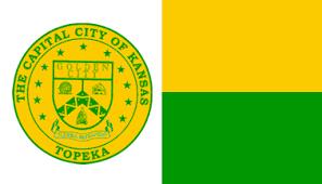 flag of topeka kansas city flags pinterest topeka kansas