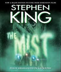 Barnes Noble Audio Books The Mist Movie Tie In In 3 D Sound By Stephen King Full Cast
