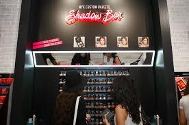 the way we buy beauty now racked