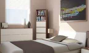 chambre chocolat et blanc décoration chambre peinture 82 montpellier peinture chambre